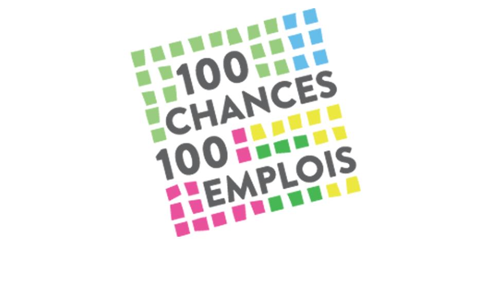 100 Chances 100 Emplois à la MLNV