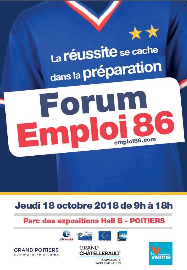 Forum emploi 86