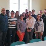 Jeunes et professionnels engagés sur la 7e session 100 Chances 100 Emplois à la MLNV