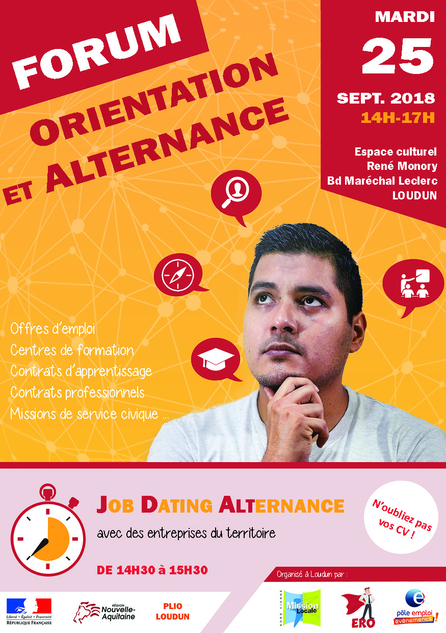 Forum orientation et alternance
