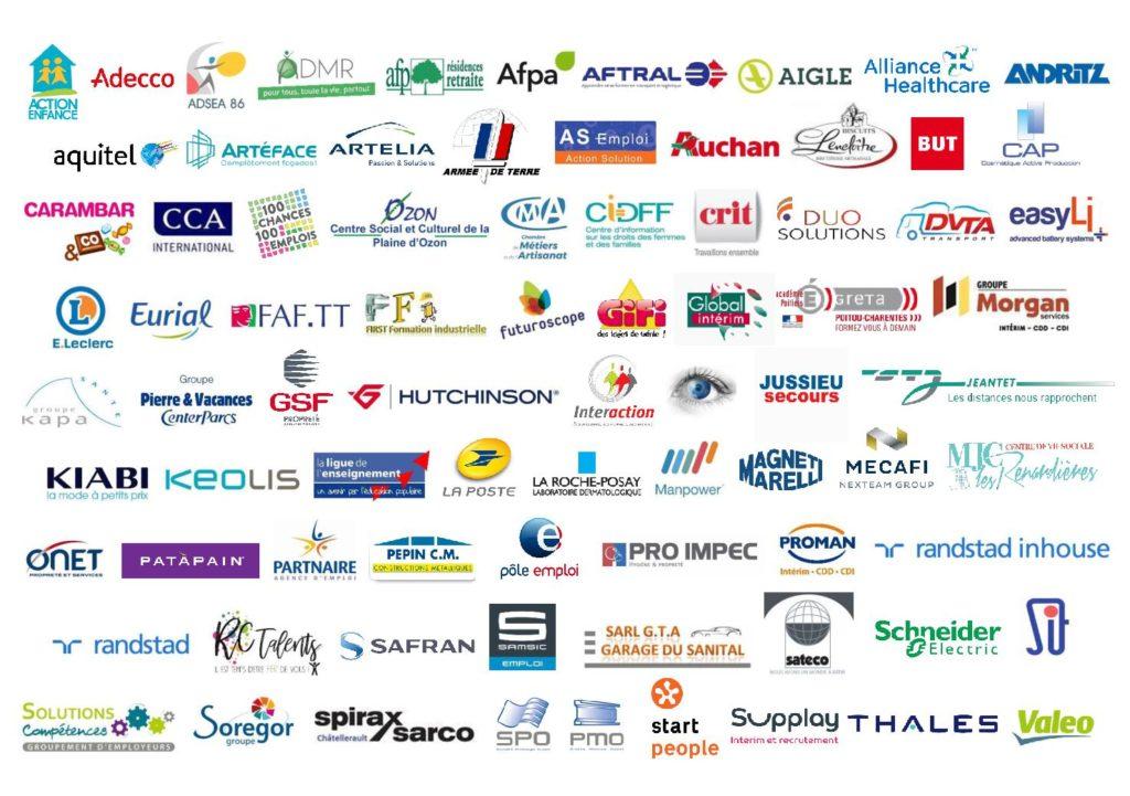 MLNV - Entreprises partenaires