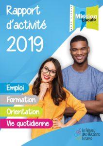Mission Locale Nord Vienne - Rapport d'activité 2019