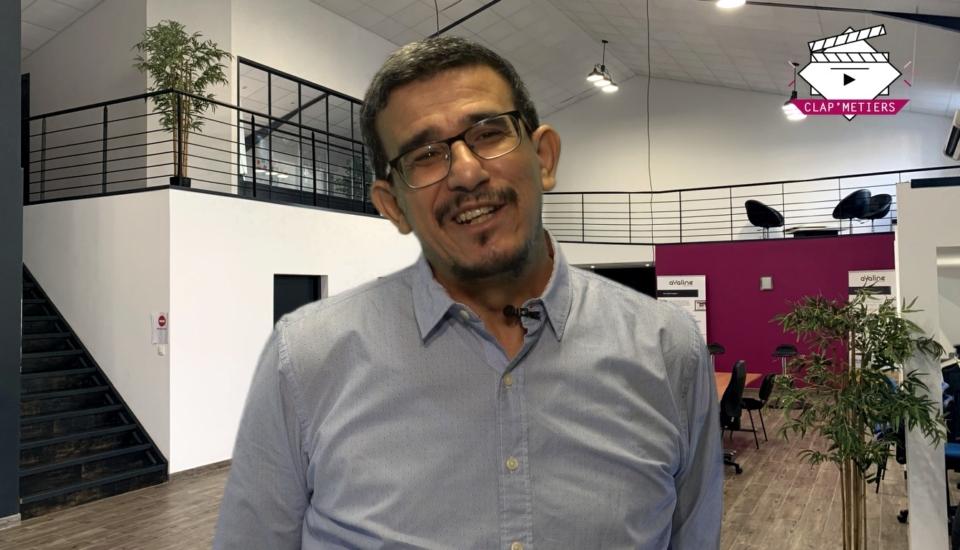 #7 Clap' Métiers - Chef de projet digital en informatique (H/F) avec l'entreprise Ayaline